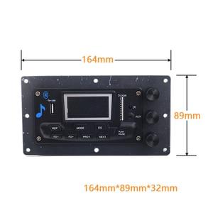 Image 2 - Lusya TPA3116 Bluetooth 50W * 2 streo เสียงเครื่องขยายเสียงที่มีหน้าจอสี Spectrumt สำหรับรถ DC12V H2 003