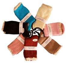 womens 100% bamboo carbon fiber socks anti-odor charcoal Warm comfortable cotton long female lace girl