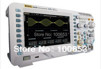 Free Shipping RIGOL DS2072 2G Sa S 70Mhz Bandwidth 8 TFT WVGA Oscilloscope 50 000 Wfs