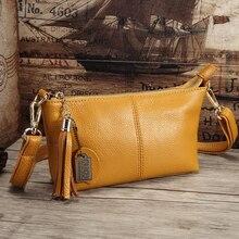 Известный бренд, натуральная кожа, женская сумка-мессенджер, высокое качество, коровья кожа, маленькая сумка через плечо, маленькая модная сумка на плечо