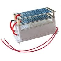 Car Portable Ozone Generator AC220V/10g Ozonizer Air Cleaner Car Purifier High temperature Ceramic Plate Air Sterilizer Filter