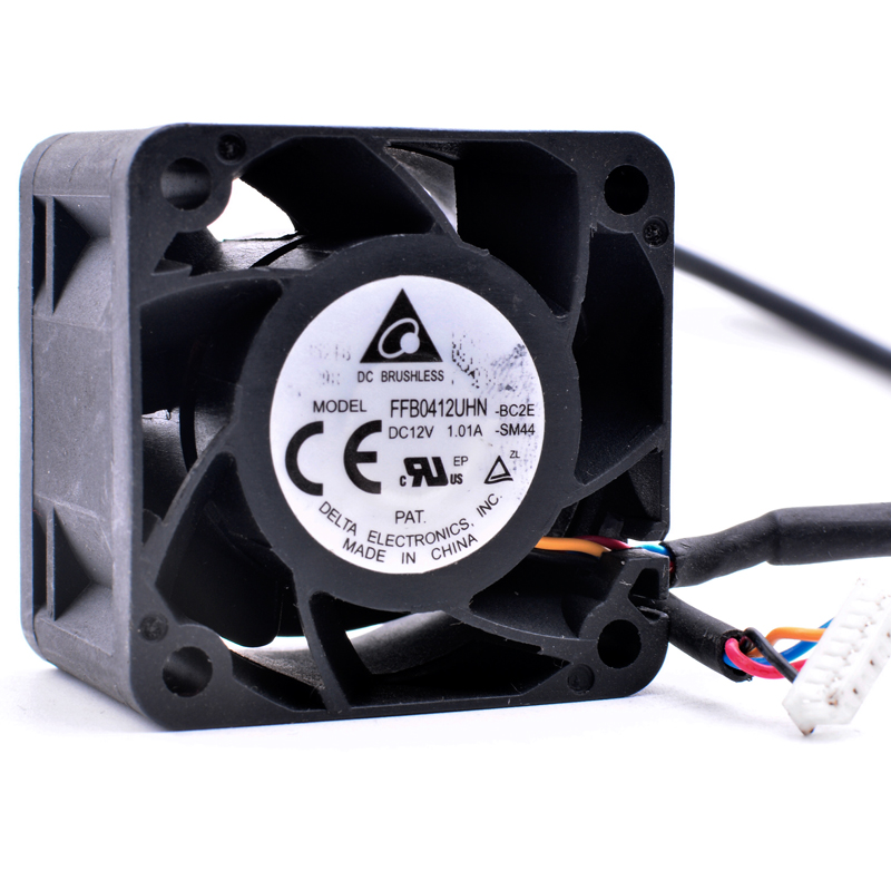 For Nidec V40S12BS4A5-57T09 12V 0.73A 4CM 4028 1U power cooling fan