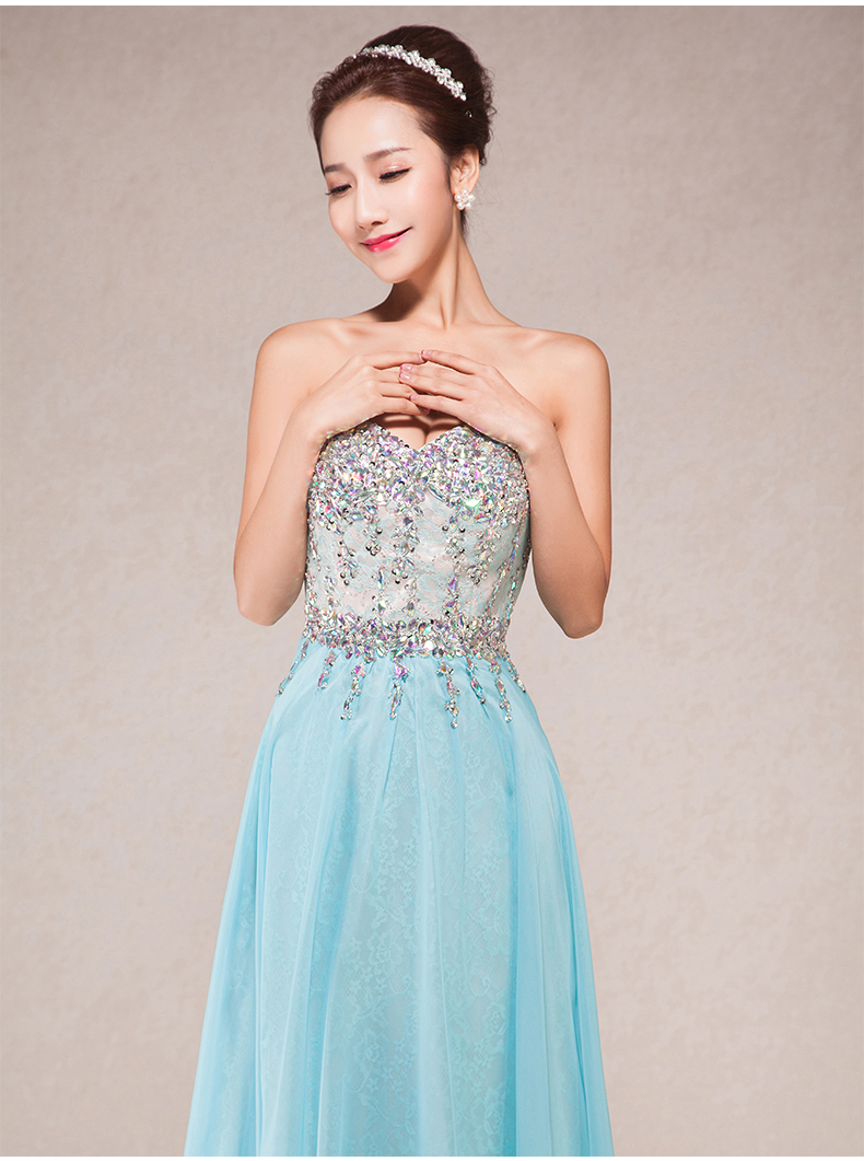 Hot Selling Cheap Beaded Prom Dresses Off the Shoulder Sweetheart ...