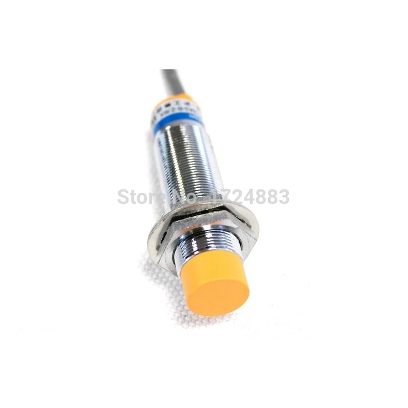 LJC18A3-B-Z/BX датчик приближения цилиндрический емкостный датчик приближения 10 мм Обнаружение дистанционный NPN/PNP NO/NC DC6-36V