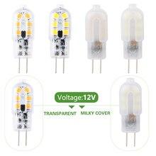 Transparent or Milky LED Mini Bulbs 5 pcs Set for Home Decor