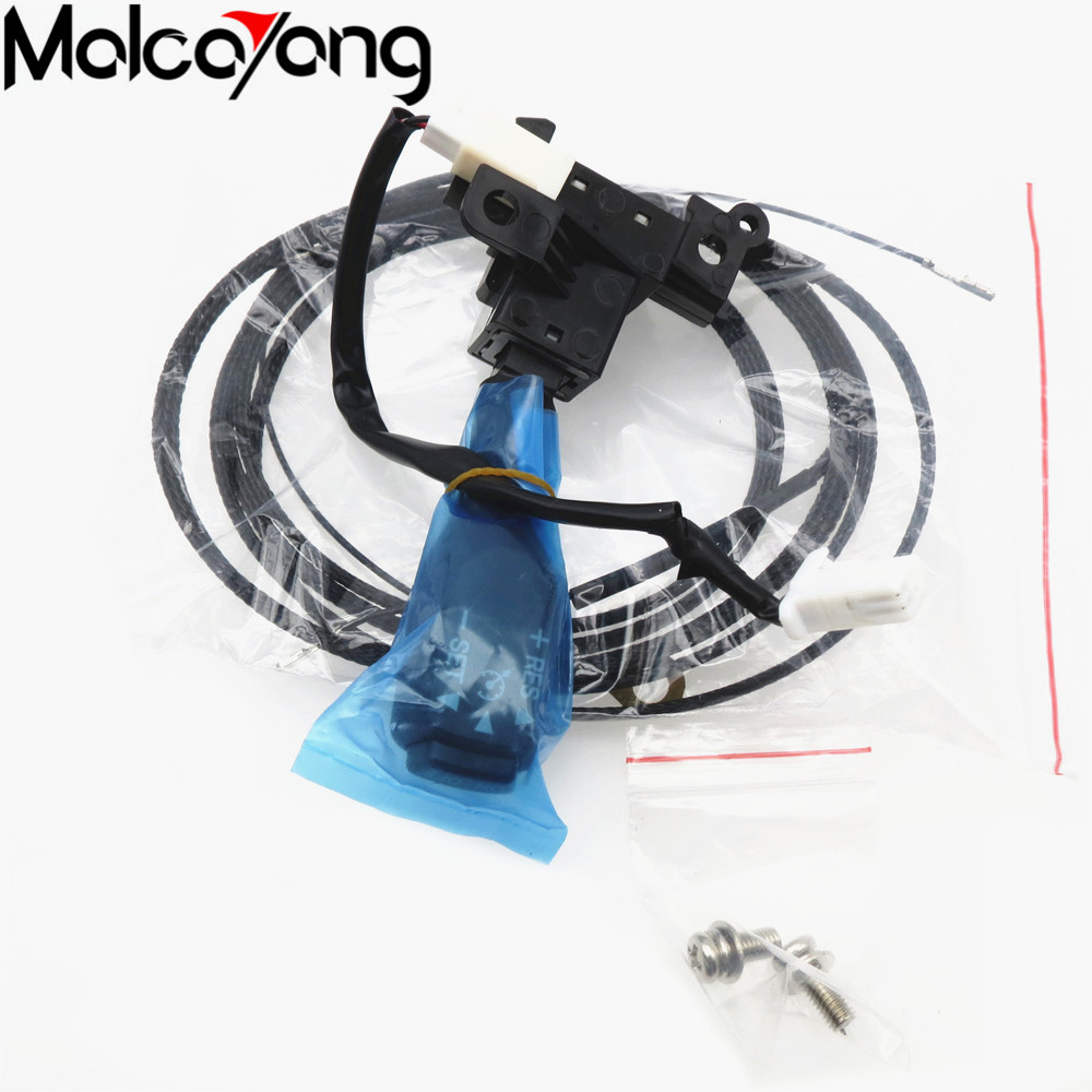 84632-34011 84632-34017 Cruise Control Switch For Toyota Camry Corolla Lexus Scion +Wires +Screws