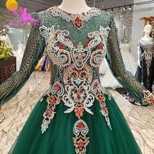 AIJINGYU Wedding Dress Women Vintage Bridal 2018 Gowns
