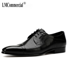 High Quality Genuine Leather Shoes Men,Lace-Up Business Men Shoes,Men Dress designer shoes men high quality cowhide