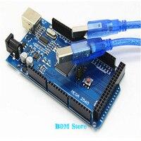 Smart Electronics Mega 2560 R3 Mega2560 REV3 ATmega2560 16AU CH340G Board ON USB Cable Compatible For