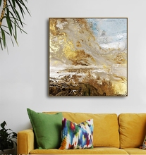 Abstract Scenery Gorgeous Decor Canvas Painting CalligraphyPrints Posters Pictures  for Living Room Bedroom Home Ark