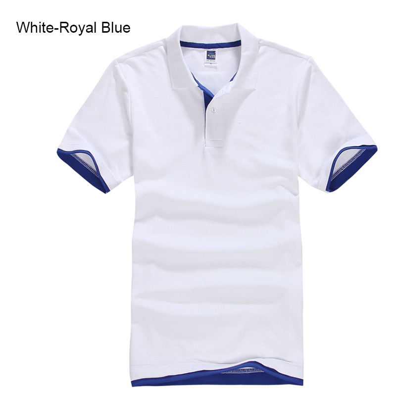 Brand New Men's Polo Shirt High Quality Men Cotton Short Sleeve shirt Brands jerseys Summer Mens polo Shirts 108