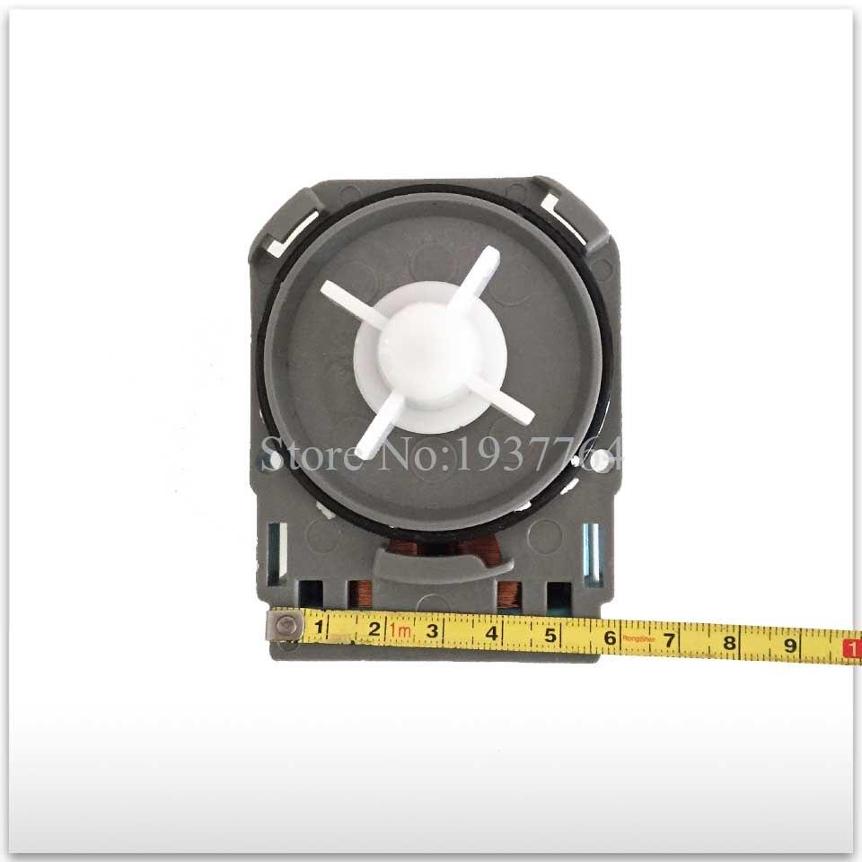 for Siemens washing machine parts EWS1050 drain pump motor 30W цена