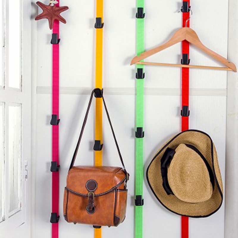 foldable door hanging clothes hanger magic hanger rack save space save adjustable clothing cap rack storage