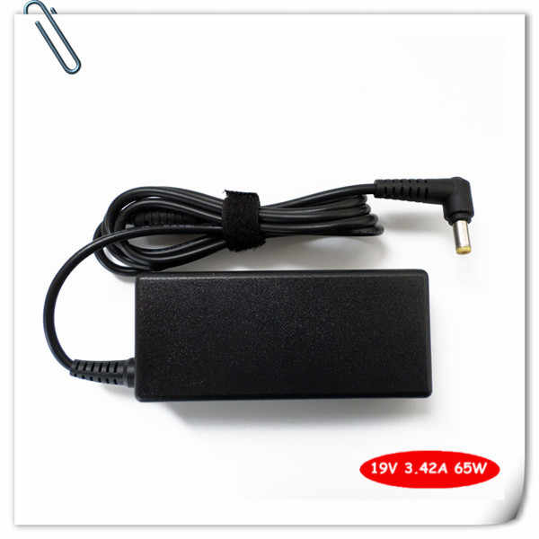 Адаптер переменного тока Батарея зарядное устройство для ноутбука ACER ASPIRE V3-571 V3-731 V5-171 V5-471 V5-531 V5-571 V5-571G 19 V 3.42A 65 Вт Питание шнур
