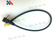 Оптовая RP-SMA женский чтобы TS9 антенный кабель собрать TS9 разъем для zte антенна Бесплатная доставка