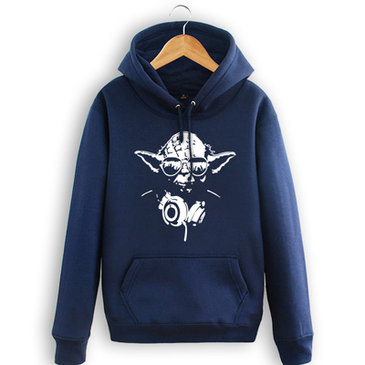 Star Wars Hoodie Men Casual cotton Fall
