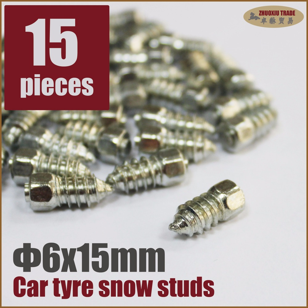 car tire spikes studs screw snow tyre winter tungsten carbide truck wheel studded anti slip nail road jack ice auto repair tool dunlop sp winter ice 02 205 65 r15 94t