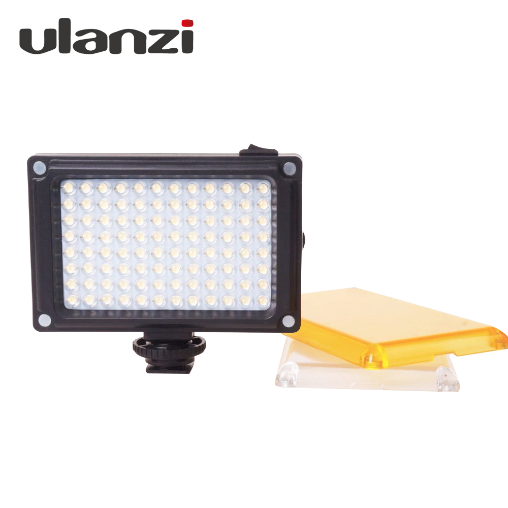 Ulanzi High Quality 96 LED Photo Lighting on Camera Video Hotshoe LED Lamp Lighting for Camcorder Canon/Nikon DSLR ,Live Stream коврики в салон novline skoda yeti 03 2009 полиуретан 4 шт nlc 45 10 210kh