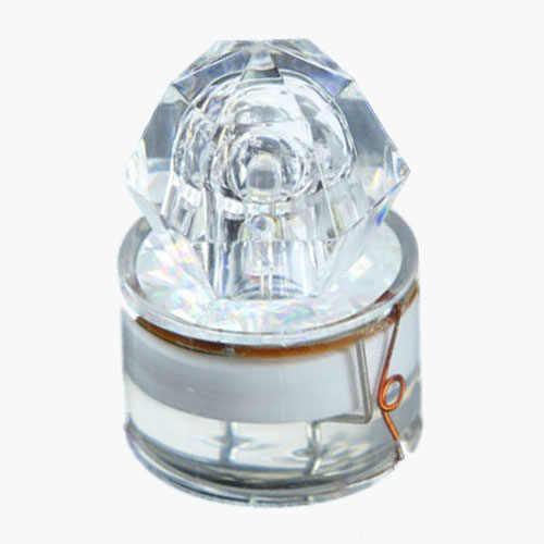 Profondità LED luce subacquea calamari esche da pesca esca Deep Drop Diamond Lights