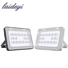 2PCS 50W LED Flood Light AC200-240V 4500lms LED Street Light Projector Flood Light Lamp 64LEDs LED Floodlight Outdoor Lamp