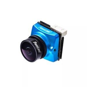 Image 2 - RunCam فينيكس أوسكار الطبعة 1000tvl 1/3 سوبر 120dB WDR كاميرا FPV صغيرة دعم OSD FC التحكم عن RC سباق الطائرة بدون طيار 2.1 مللي متر