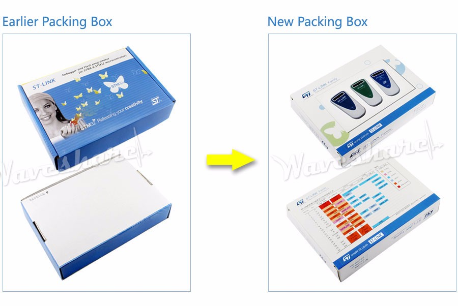 st-link-packing-box