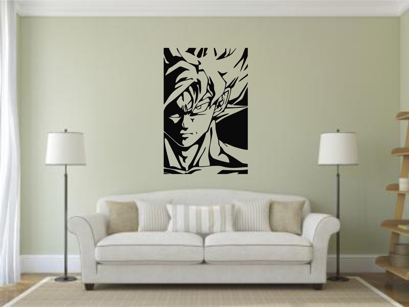 Dragon ball z wall decals image collections home wall decoration compare prices on goku wall decal online shoppingbuy low price goku dragon ball z inspired wall amipublicfo Images