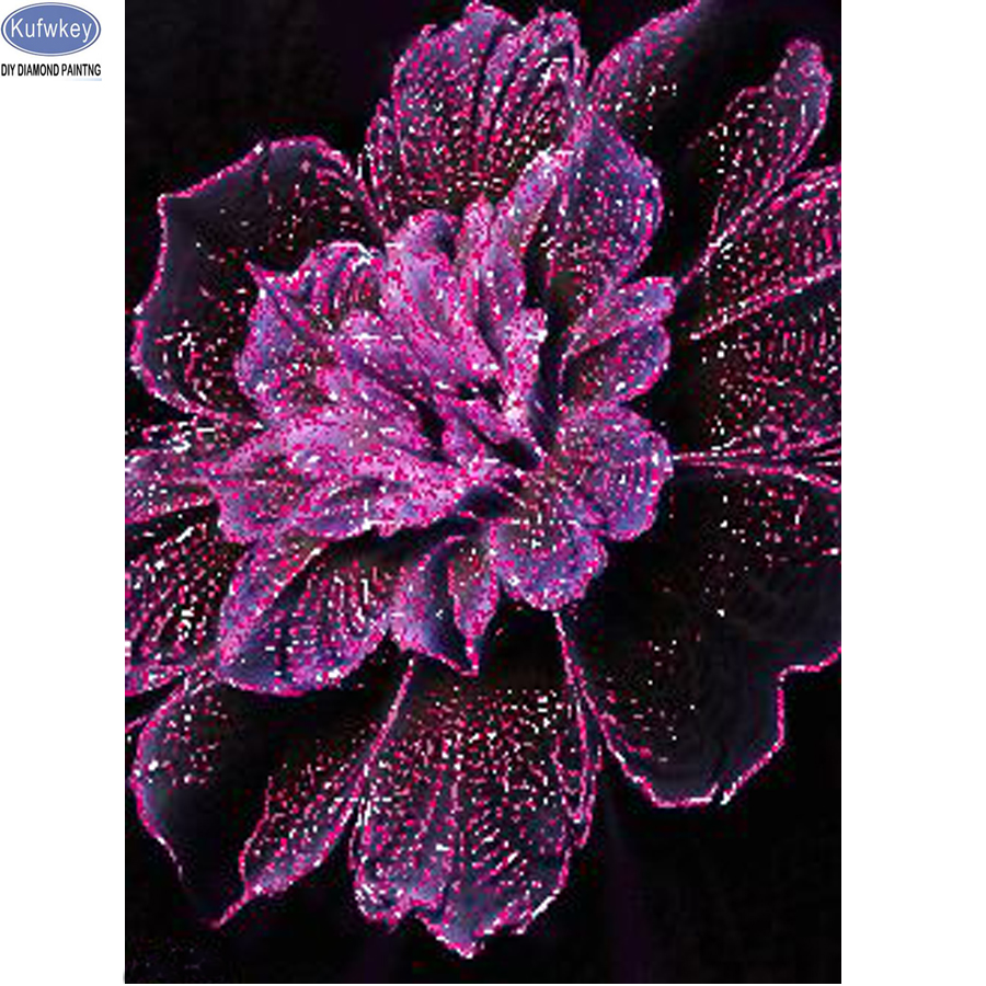 Full Square 5D DIY Diamond Painting firework,Wall Picture Diamond Embroidery sale flower,Cross Stitch kit,Mosaic,home decoration
