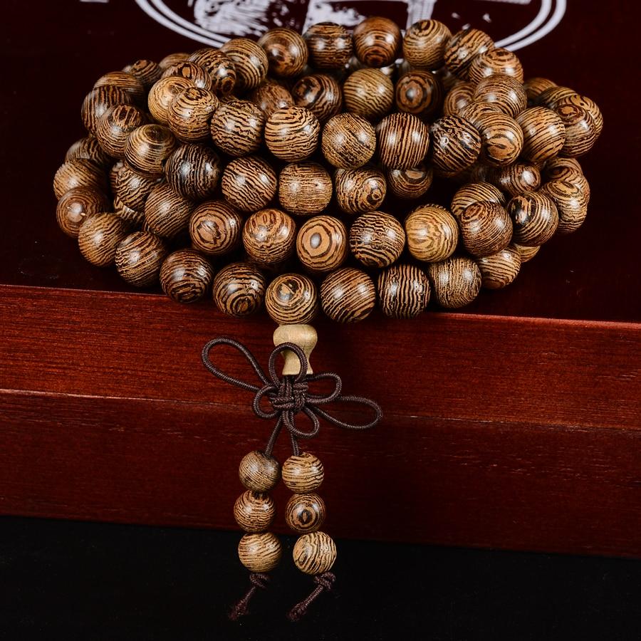 Multi-layer Prayer Beads Bracelet Charm Meditation Yoga Rosary Lucky Wooden Bracelet For Women Men Jewelry Dropshipping 2018
