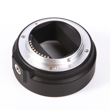 Оптовая Fotga электронный AF Автофокус адаптер для объектива Canon EOS EF EF-S тела для Sony E NEX A7 A7R A6300 линзы полный кадр