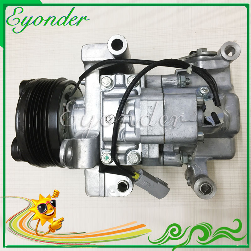 Cooling System Faithful A/c Aircon Air Conditioning Compressor Pump Panasonic For Mazda 3 Bk Axela Saloon Bk 2.0 Lf17 H12a1ah4fx H12a1ah4dx H12a1aj4ex