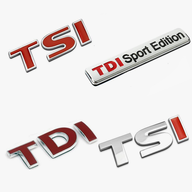 Tdi Sport Edition Badge Emblem Auto Badges Holiday Gifts