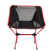 Lightweight Fishing Chair Folding Camping Stool Seat Chair Portable Fishing Chair For Picnic Beach Party