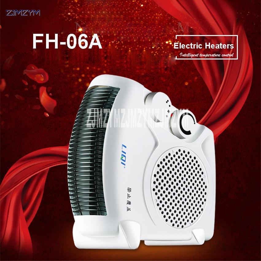 1000-2000W FH-06A Mini Warmer Heating Feet Warm Home Heater Electric Heater Ceramic Heater Mini Electric warmer 220V/50 Hz prorab fh 2000