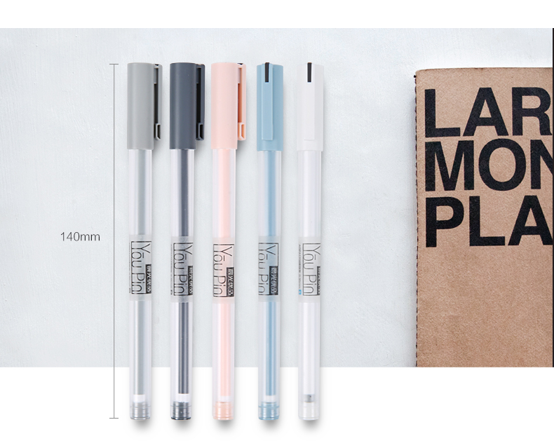 12 PCS/LOT Gel pen M&G AGPA1704 Standard RollerBall pen 0.35 Tip office and school stationery wholesale Free Shipping nt 5802dd portable bluetooth thermal printer mini 58mm bluetooth android and ios pos printer mobile usb receipt printer netum page 3