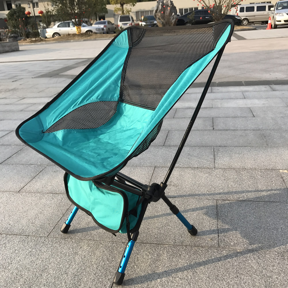 Portable Light Weight Outdoor Folding Camping Stool Chair Seat for Fishing Festival Picnic BBQ Beach With Bag Blue New Design телевизор supra stv lc32lt0011w