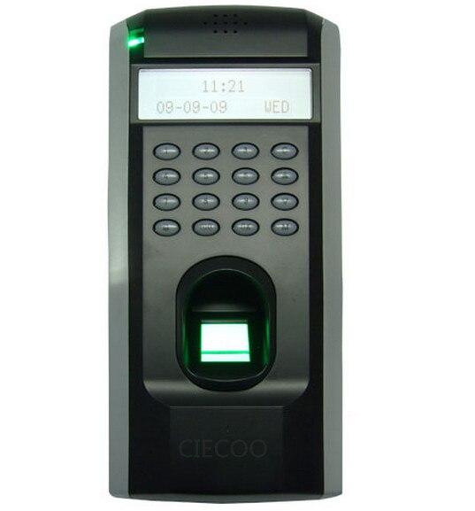 F7 Fingerprint TCP/IP Fingerprint Access Control / Fingerprint Access Tamper-proofs Switch And Alarm Outputs free shipping ko f7 fingerprint securiry access system tcp ip