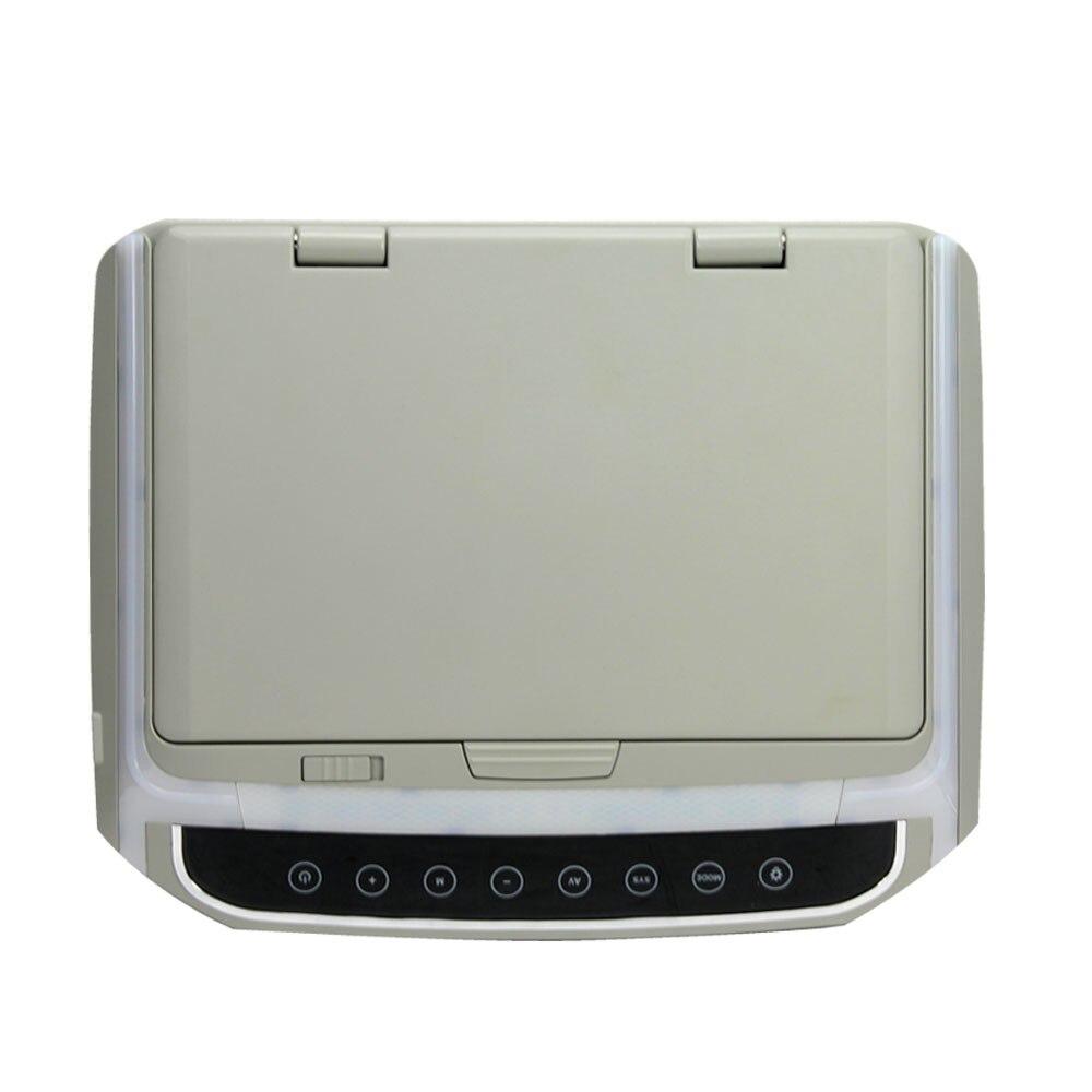 SH1568 15.6 дюйм(ов) Устанавливаемые на крышу Мониторы флип Пух Мониторы сенсорная кнопка светодиодные панели Мониторы <font><b>1920</b></font>*<font><b>1080</b></font> с USB SD HDMI FM