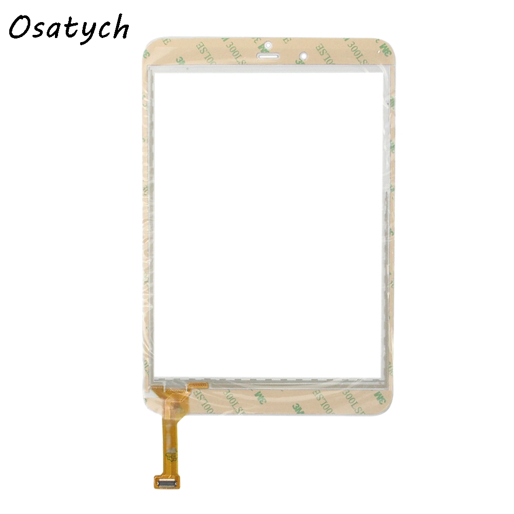 7.9 Inch Touch Panel Glass Replacement MT70821-V3 for Window M3 mini 3 3G Version Free Shipping White