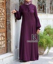New Fashion Women jilbabs and abayas ,Islamic dresses Long Sleeve for All Seasons