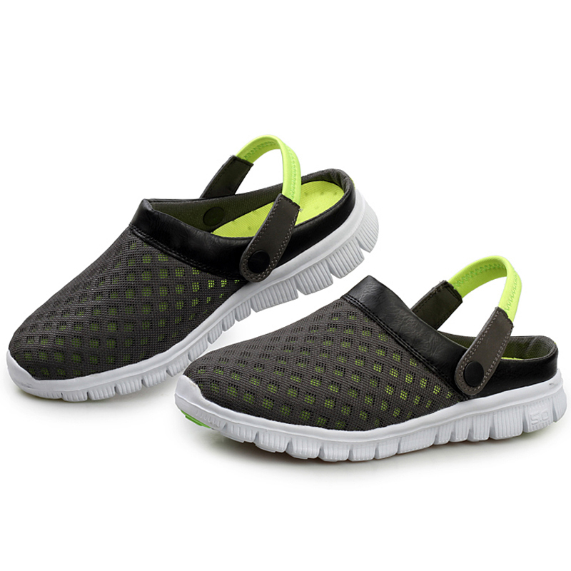 New Brand Men Women Beach Shoes 2015 Summer Fashion Mesh breathable - Kasut lelaki - Foto 2