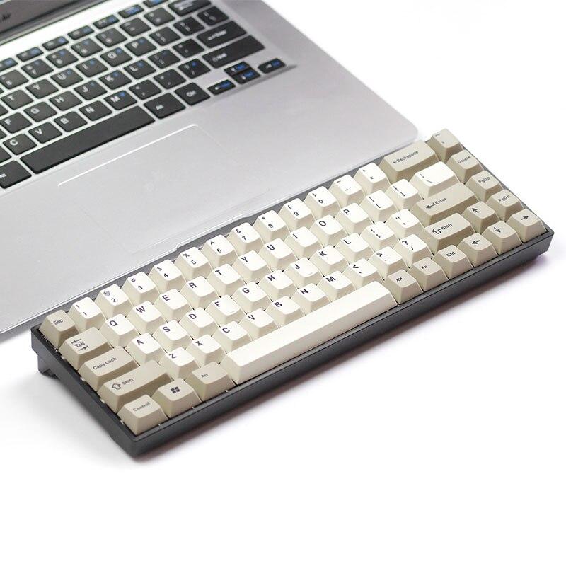 Tada68 clavier mécanique 65% disposition avec Zealios Tealios Gateron swtiches/Enjoypbt colorant sub keycap/boîtier en plastique ou en Aluminium-in Claviers from Ordinateur et bureautique on AliExpress - 11.11_Double 11_Singles' Day 1