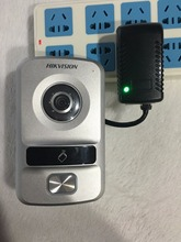 Hikvision HD villa type DS-KV8102-1C(DS-KV8102-IP),WDR camera,HD Visual intercom doorbell waterproof, IC card,IP wired intercom