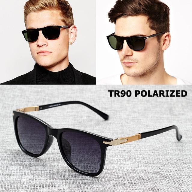edf95e8728 JackJad Fashion TR90 POLARIZED Square Style Gradient Sunglasses Men  Ultralight Driving Brand Design Sun Glasses Oculos