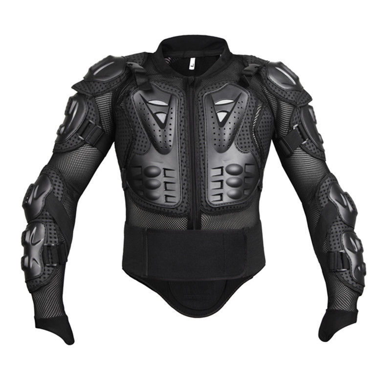 Outdoor Motorcycle Body Armor Alat Pelindung Jaket Berkuda - Pakaian olahraga dan aksesori