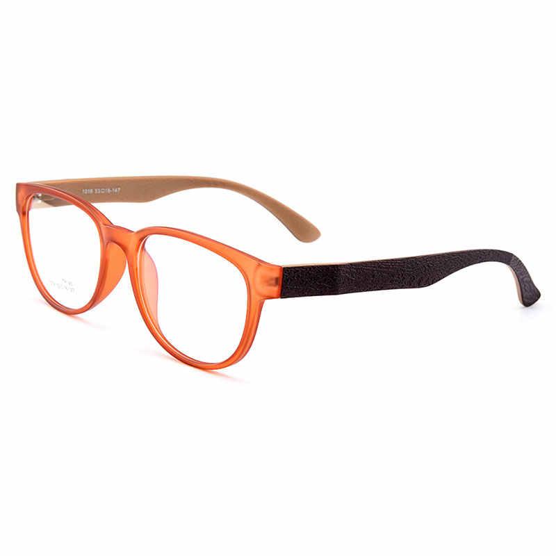 Gmei Optik Urltra-Light TR90 Penuh Rim Wanita Optik Kacamata Bingkai Anak Perempuan Plastik Miopia Eyewears 8 Warna Opsional m1016