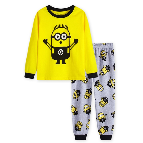 Compare Prices on Christmas Pajamas Baby Minions Pyjamas- Online ...