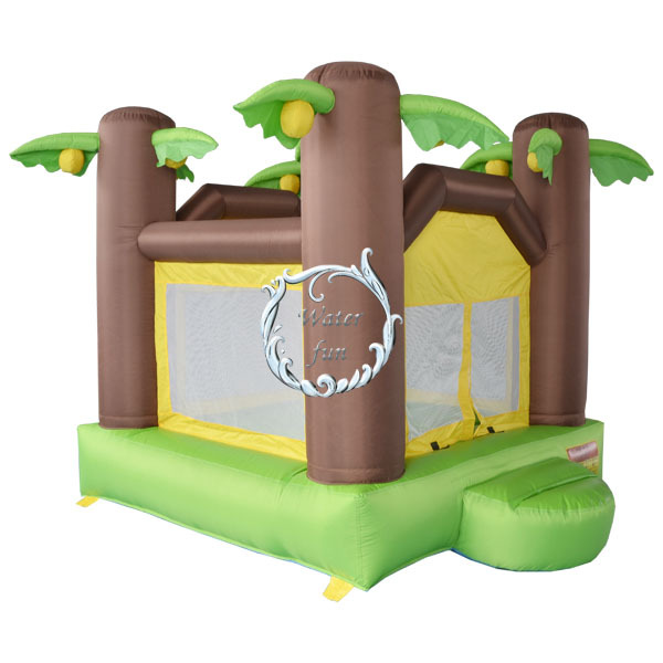 ФОТО worldwide dhl free shipping mini bouncy castle , home use inflatable bouncer ,kids party gift