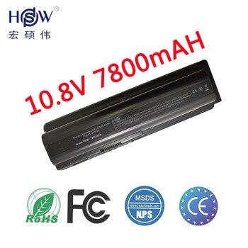 HSW 9 cell Hohe-Kapazität 9 Zellen Für HP Pavilion DV6 DV5 DV4 G50 G60 G70 G71 Für Compaq CQ40 CQ50 CQ60 CQ61 CQ70 Laptop Batterien