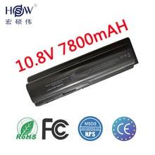 лучшая цена  7800mah High-Capacity 9Cells For HP Pavilion DV6 DV5 DV4 G50 G60 G70 G71 For Compaq CQ40 CQ50 CQ60 CQ61 CQ70 Laptop Batteries
